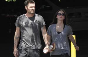 Megan Fox, enceinte : Ses deux hommes sont aux petits soins !