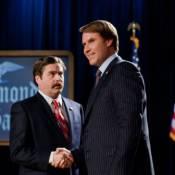Moi, député : Will Ferrell et Zach Galifianakis osent tous les coups bas