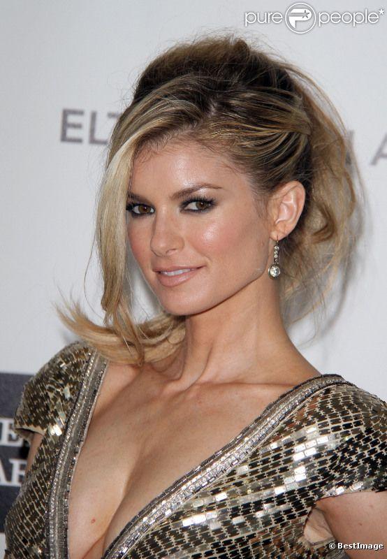 Marisa Miller en février 2012 à Hollywood