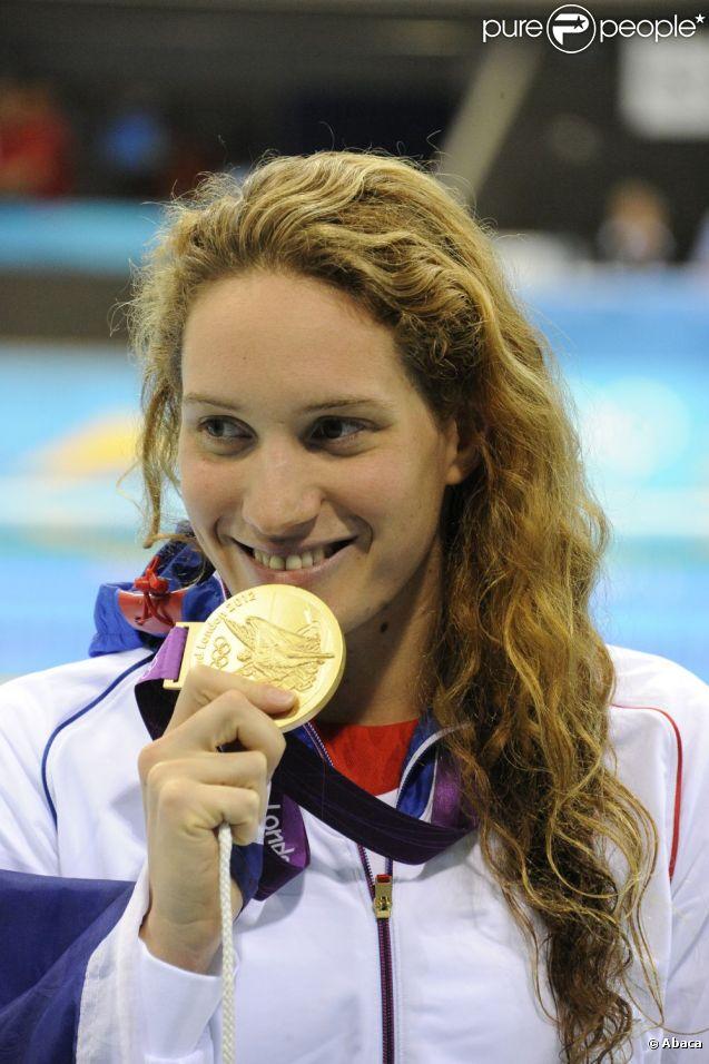 JO de Londres : CAMILLE MUFFAT, championne olympique amoureuse et.