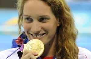 JO de Londres : Camille Muffat, championne olympique amoureuse et enfin épanouie