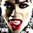 Rosario Dawson dans  Sin City  (2005).