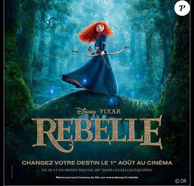 Affiche du film Rebelle