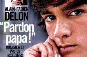 Alain Delon : Son fils Alain-Fabien passe aux aveux et crie 'Pardon papa !'