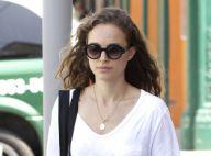 Natalie Portman : Resplendissante au naturel, les cheveux ondulés dans le vent