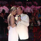 Bal de la Croix-Rouge : Charlene et son Albert de Monaco, leur danse amoureuse !