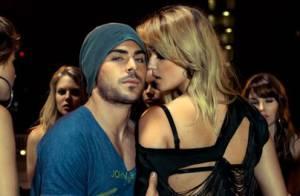 Zac Efron : Le beau gosse adopte un look de rebelle pour sa première campagne