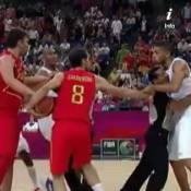 JO - L'équipe de France de basket perd ses nerfs, les excuses de Nicolas Batum