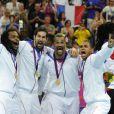 Champions olympiques pour la seconde fois consécutive le 12 août 2012 à Londres, les Experts du hand français avaient derrière eux un public en or.