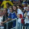 Le clan Karabatic a vibré pour Nikola... Champions olympiques pour la seconde fois consécutive le 12 août 2012 à Londres, les Experts du hand français avaient derrière eux un public en or.