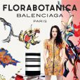 Campagne Florabotanica Balenciaga avec Kristen Stewart