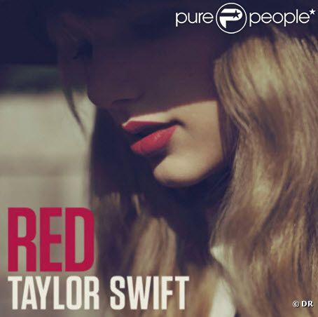 Red , le nouvel album de Taylor Swift, dans les bacs le 22 octobre.