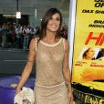 Le mannequin Elisabetta Canalis lors de l'avant-première du film Hit and Run à Los Angeles le 14 août 2012