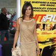 Elisabetta Canalis lors de l'avant-première du film Hit and Run à Los Angeles le 14 août 2012