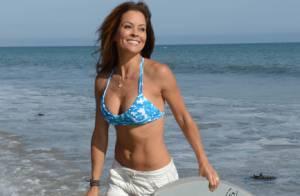 Brooke Burke : A 40 ans, la femme de David Charvet est une vraie déesse