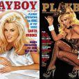 Jenny McCarthy a posé pour la première fois pour  Playboy  en 1993