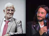 Jean-Paul Belmondo rencontre enfin Bob Sinclar, un fan heureux