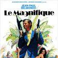 Le Magnifique  de Philippe de Broca, 1973.