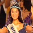 C'est Miss Chine, Yu Wenxia, 23 ans, qui a été élue Miss Monde 2012, ce samedi 18 août en Chine.