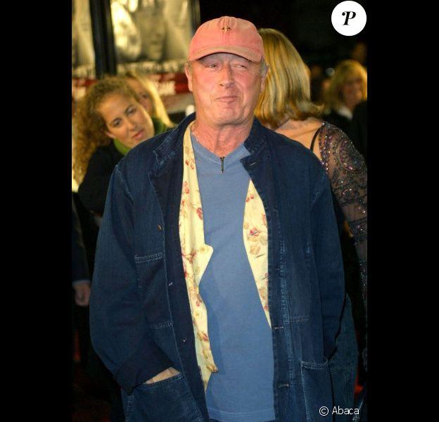 Tony Scott en 2003 à l'avant-première de Spy Game à Los Angeles