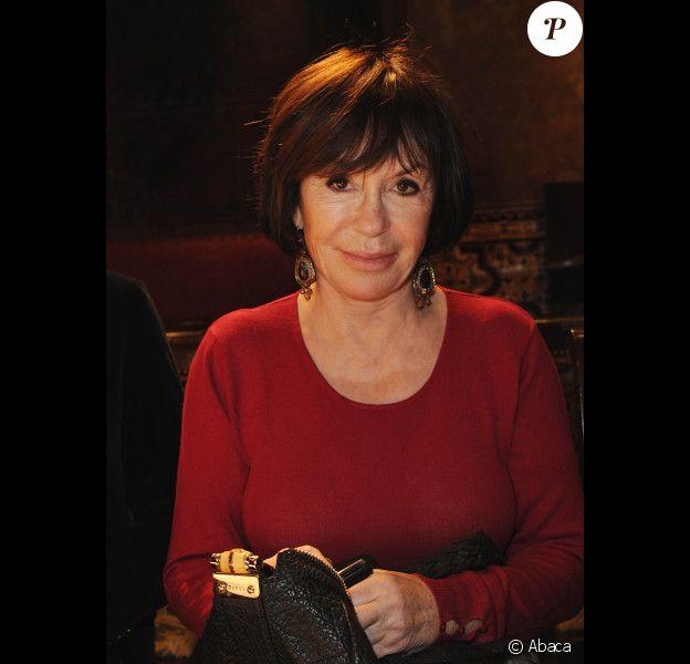 Danièle Evenou le 27 janvier 2012 à Paris