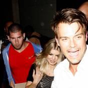 Fergie : Son mari Josh Duhamel obligé de jouer des muscles pour sa belle