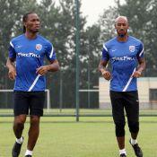 Nicolas Anelka, Didier Drogba, privés de salaires: leur avenir chinois incertain