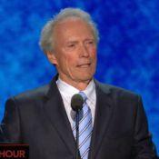 Clint Eastwood : Un discours incohérent et la réponse en photo de Barack Obama