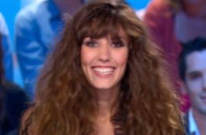 Doria Tillier : Sexy et vêtue de cuir, la Miss météo se... lèche le coude !