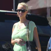 Amber Rose, enceinte : L'ex de Kanye West dévoile enfin son joli ventre rond