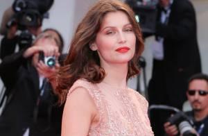Mostra de Venise : Laetitia Casta, princesse romantique face à Joaquin Phoenix