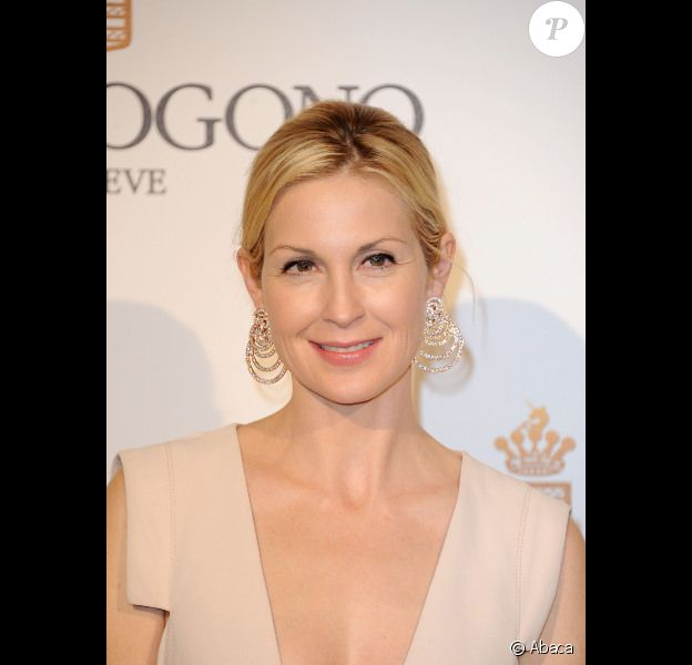 Kelly Rutherford en mai 2012 à Cannes
