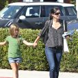 Courteney Cox et sa fille Coco Arquette passent une journée mère-fille à faire du shopping à Beverly Hills le 4 septembre 2012