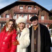 Claire Keim et Marie-Anne Chazel : C'est la panique, Les Edelweiss, c'est fini !