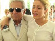 Shakira en duo avec son père : Un cadeau très émouvant