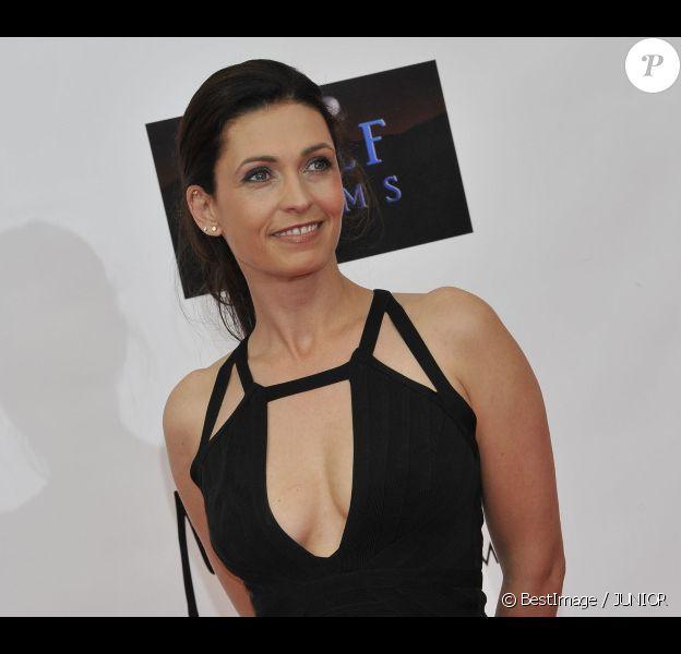 Adeline Blondieau en juin 2012à Monaco