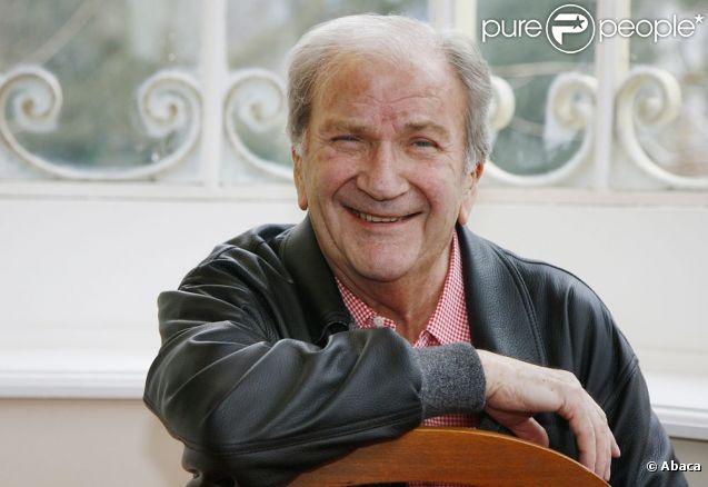 Pierre Mondy en février 2007.