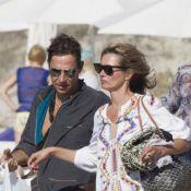 Kate Moss, une vacancière amoureuse et sublime à Ibiza