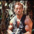 Arnold Schwarzenegger dans  Predator  (1987).