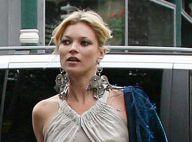 PHOTOS : Kate Moss en retard au mariage de la fille du guitariste des Rolling Stones...