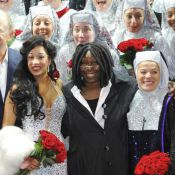 Sister Act : Whoopi Goldberg déchaînée lance le spectacle à Paris