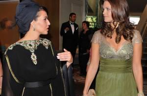 Princesse Madeleine et princesse Sara bint Talal : Beautés de gala à Washington