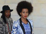 Fashion Week : Solange Knowles radieuse et Beth Ditto endiablée à Milan