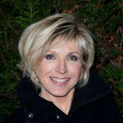 Evelyne Dhéliat, présentatrice météo préférée des Français