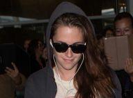 Kristen Stewart : Arrivée à Paris avec le sourire, en pleines rumeurs de mariage