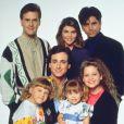 La sitcom  La fête à la maison , diffusée entre 1987 et 1995.