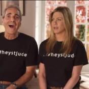 Jennifer Aniston : Superbe et engagée, elle reprend les Beatles