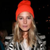 Fashion Week : Dree Hemingway amoureuse chez Balmain avant le voyage Barbara Bui