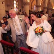 L'amour est dans le pré 7 : Les photos du mariage religieux de Thierry et Annie