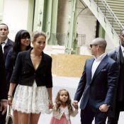 Jennifer Lopez : Star du défilé Chanel avec sa petite Emme